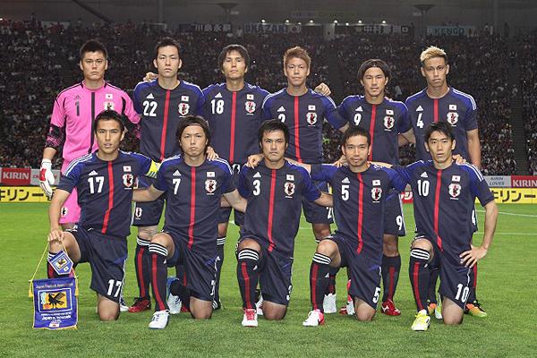 08 | SAMURAI BLUE サッカー日本代表 ...